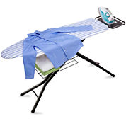 Honey-Can-Do® 4-Leg Adjustable Ironing Board with Iron Rest