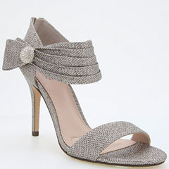 I. Miller Caeden Pleated Bow Sandals