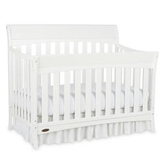 Graco® Rory 5-In-1 Convertible Crib - White