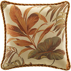 Croscill Classics® Grand Isle Corded Square Decorative Pillow