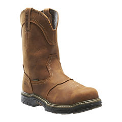 Wolverine® Multishox Anthem Mens Waterproof Steel-Toe Work Boots
