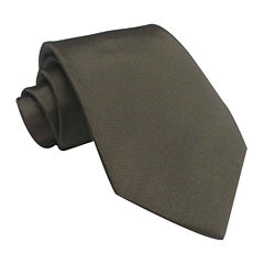 Stafford® Soft Silk Solid Tie