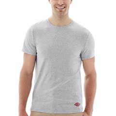 Dickies® 2-pk. Cotton-Blend Performance Crewneck T-Shirts