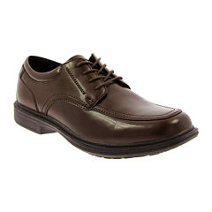 Nunn Bush® Bourbon St. Mens Leather Oxfords