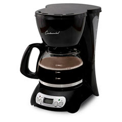 Continental Digital 4-Cup Coffee Maker
