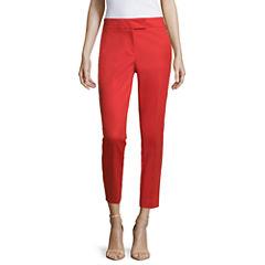 Liz Claiborne® Emma Ankle Pants - Tall
