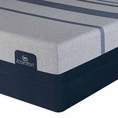 Serta® iComfort® Blue Max 3000 Elite Plush Mattress + Box Spring