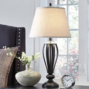 Signature Design by Ashley® Set of 2 Mildred Table Lamps