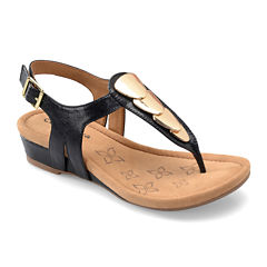 Comfortiva Summit Thong Sandals
