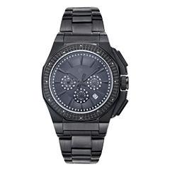 JBW Mens Black Bracelet Watch-J6329c