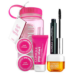 CLINIQUE Pep Start Gym Bag Set
