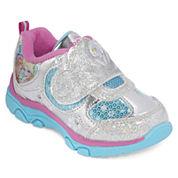 Disney Frozen Tiara Girls Athletic Shoes - Toddler