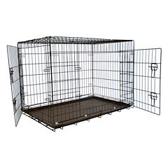 Iconic Pet Double Door Crate