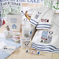 Avanti® Lake Words Bath Collection