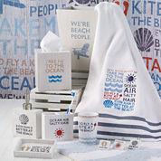Avanti® Beach Words Bath Collection
