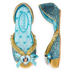 Disney Collection Jasmine Costume Shoes - Girls
