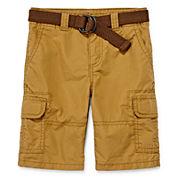 Arizona Belted Cargo Shorts - Preschool Boys 4-7