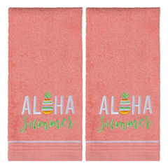 Saturday Knight 2-Pack Aloha Hand Towel