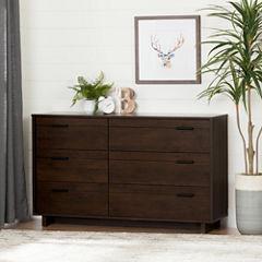 Fynn 6-Drawer Dresser