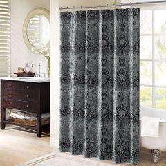 Bombay Norton Chenille Shower Curtain