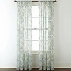 Royal Velvet® Altura Rod-Pocket Sheer Panel