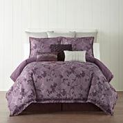 Liz Claiborne® Kimono 4-pc. Comforter Set