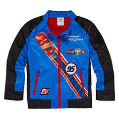 Disney Collection Cars Woven Jacket - Boys