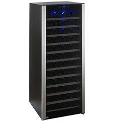 Wine Enthusiast® 80-Bottle Evolution Series Wine Refrigerator