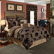Croscill Classics® Shadow Bears 4-pc. Comforter Set