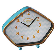 Small Retro Desk Clock