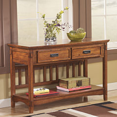 Signature Design by Ashley® Cross Island Console Table