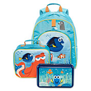 Disney Collection Dory Backpack, Lunch Tote or Pencil Box