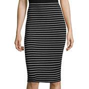 Decree® Midi Bodycon Skirt