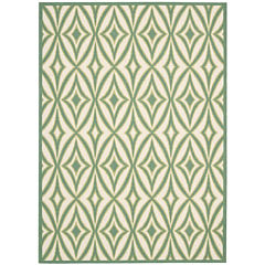 Waverly® Centro Geometric Indoor/Outdoor Rectangular Rug