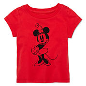 Disney Baby Collection Minnie Mouse Graphic Tee - Girls newborn-24m