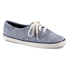 Keds® Champion Jersey Lace-Up Sneakers