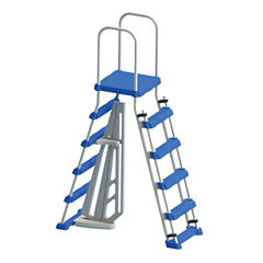 Swimline Corp Above Ground 48 Inch  Pool Ladder