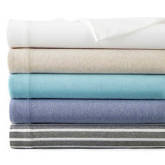 Home Expressions Jersey Knit Easy Care Sheet Set