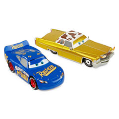 Disney 2-pc. Cars Tex Dinoco & McQueen