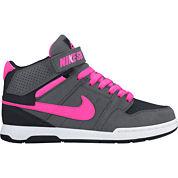 Nike® Mogan Mid 2 JR Girls Skate Shoes - Big Kids