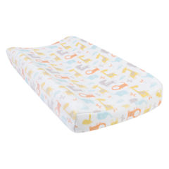 Trend Lab Crayon Jungle Plush Changing Pad Cover