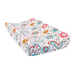 Trend Lab Pom Pom Play Plush Changing Pad Cover