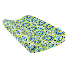 Trend Lab Solar Flair Plush Changing Pad Cover