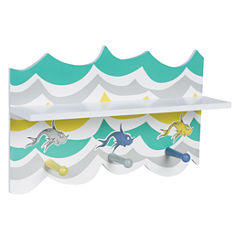 Trend Lab New Fish Wall Shelf