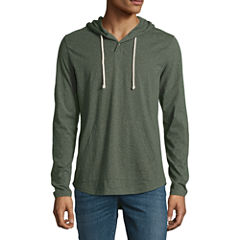 Arizona Long Sleeve Hooded Neck T-Shirt