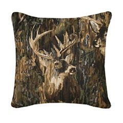 Browning Whitetails Throw Pillow