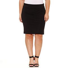 Boutique + Pencil Skirt Plus