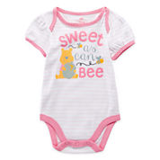 Disney Baby Collection Winnie the Pooh Bodysuit - Girls newborn-24m