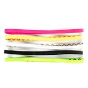 Carole Stretch Zigzag Jelly Headband