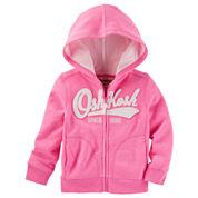 Oshkosh Hoodie-Baby Girls